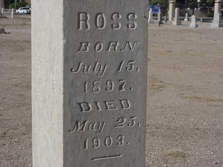 DOUGLAS, ROSS - Maricopa County, Arizona | ROSS DOUGLAS - Arizona Gravestone Photos