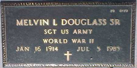 DOUGLASS, MELVIN L., SR. - Maricopa County, Arizona | MELVIN L., SR. DOUGLASS - Arizona Gravestone Photos