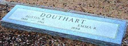 DOUTHART, AUSTIN R. - Maricopa County, Arizona | AUSTIN R. DOUTHART - Arizona Gravestone Photos