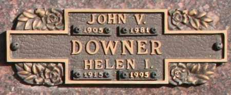DOWNER, HELEN I - Maricopa County, Arizona | HELEN I DOWNER - Arizona Gravestone Photos