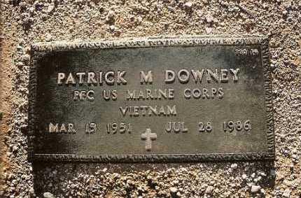 DOWNEY, PATRICK MOFFATT - Maricopa County, Arizona | PATRICK MOFFATT DOWNEY - Arizona Gravestone Photos