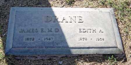 DRANE, EDITH A. - Maricopa County, Arizona | EDITH A. DRANE - Arizona Gravestone Photos