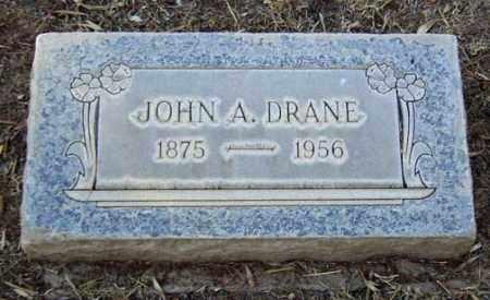 DRANE, JOHN ANGIER - Maricopa County, Arizona | JOHN ANGIER DRANE - Arizona Gravestone Photos