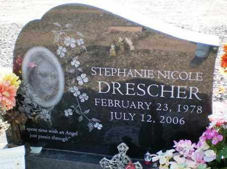BABCOCK DRESCHER, STEPHANIE NICOLE - Maricopa County, Arizona | STEPHANIE NICOLE BABCOCK DRESCHER - Arizona Gravestone Photos