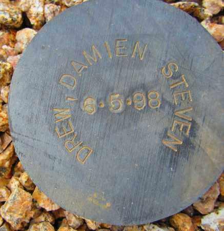 DREW, DAMIEN STEVEN - Maricopa County, Arizona | DAMIEN STEVEN DREW - Arizona Gravestone Photos