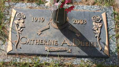 DUBIEL, CATHERINE A. - Maricopa County, Arizona | CATHERINE A. DUBIEL - Arizona Gravestone Photos