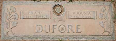 DUFORE, FRANK - Maricopa County, Arizona | FRANK DUFORE - Arizona Gravestone Photos
