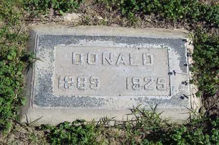 DUNBAR, DONALD - Maricopa County, Arizona   DONALD DUNBAR - Arizona Gravestone Photos