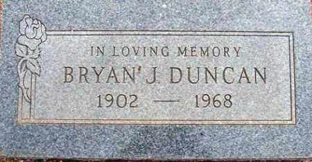 DUNCAN, BRYAN J. - Maricopa County, Arizona | BRYAN J. DUNCAN - Arizona Gravestone Photos