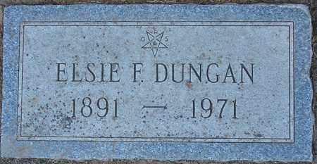 DUNGAN, ELSIE F. - Maricopa County, Arizona | ELSIE F. DUNGAN - Arizona Gravestone Photos