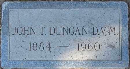 DUNGAN, JOHN T. - Maricopa County, Arizona | JOHN T. DUNGAN - Arizona Gravestone Photos