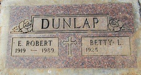 DUNLAP, E ROBERT - Maricopa County, Arizona | E ROBERT DUNLAP - Arizona Gravestone Photos