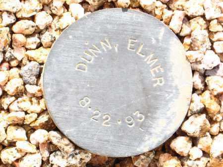 DUNN, ELMER - Maricopa County, Arizona | ELMER DUNN - Arizona Gravestone Photos