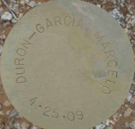 DURON-GARCIA, MARCELO - Maricopa County, Arizona   MARCELO DURON-GARCIA - Arizona Gravestone Photos