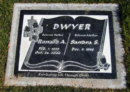 DWYER, SANDRA S. - Maricopa County, Arizona | SANDRA S. DWYER - Arizona Gravestone Photos