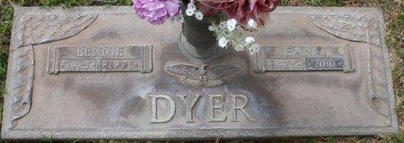 DYER, BENNIE - Maricopa County, Arizona   BENNIE DYER - Arizona Gravestone Photos