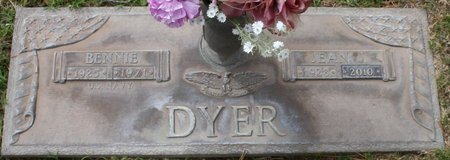 DYER, BENNIE - Maricopa County, Arizona | BENNIE DYER - Arizona Gravestone Photos