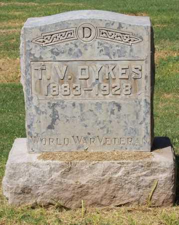 DYKES, T. V. - Maricopa County, Arizona   T. V. DYKES - Arizona Gravestone Photos