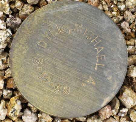 DYLL, MICHAEL A. - Maricopa County, Arizona | MICHAEL A. DYLL - Arizona Gravestone Photos