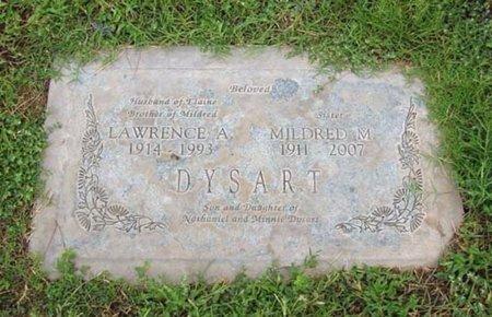 DYSART, LAWRENCE A - Maricopa County, Arizona | LAWRENCE A DYSART - Arizona Gravestone Photos