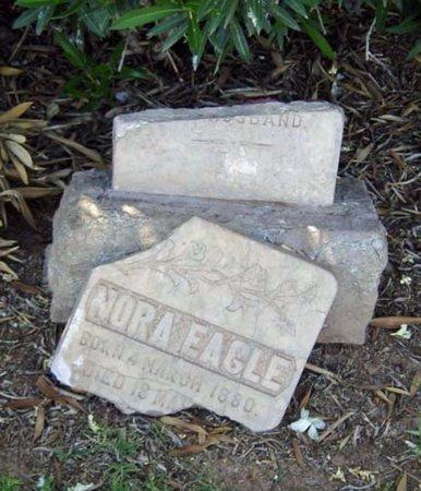 MCCLAIN EAGLE, NORA - Maricopa County, Arizona   NORA MCCLAIN EAGLE - Arizona Gravestone Photos