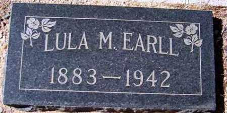 ECHOLS EARLL, LULA M. - Maricopa County, Arizona | LULA M. ECHOLS EARLL - Arizona Gravestone Photos