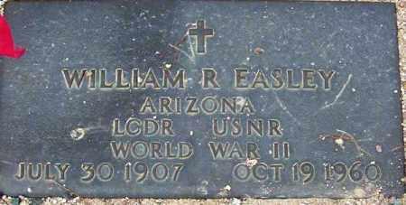EASLEY, WILLIAM R. - Maricopa County, Arizona | WILLIAM R. EASLEY - Arizona Gravestone Photos