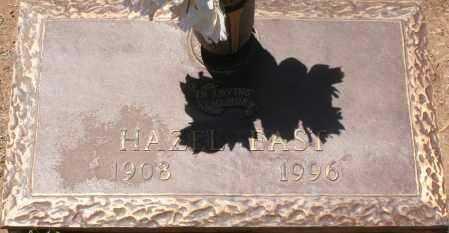 EAST, HAZEL - Maricopa County, Arizona   HAZEL EAST - Arizona Gravestone Photos