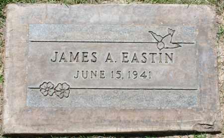 EASTIN, JAMES A - Maricopa County, Arizona | JAMES A EASTIN - Arizona Gravestone Photos