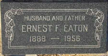 EATON, ERNEST F. - Maricopa County, Arizona | ERNEST F. EATON - Arizona Gravestone Photos