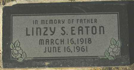 EATON, LINZY S. - Maricopa County, Arizona | LINZY S. EATON - Arizona Gravestone Photos