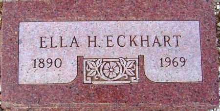 ECKHART, ELLA H. - Maricopa County, Arizona | ELLA H. ECKHART - Arizona Gravestone Photos
