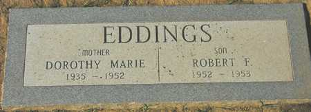 EDDINGS, ROBERT F. - Maricopa County, Arizona | ROBERT F. EDDINGS - Arizona Gravestone Photos