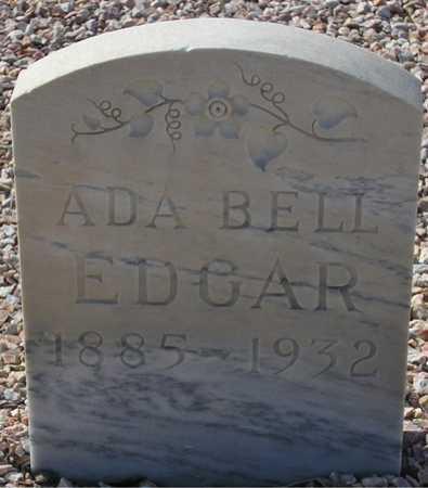 EDGAR, ADA BELL - Maricopa County, Arizona | ADA BELL EDGAR - Arizona Gravestone Photos