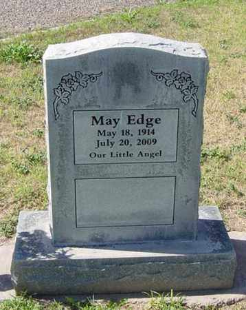 EDGE, MAY - Maricopa County, Arizona | MAY EDGE - Arizona Gravestone Photos