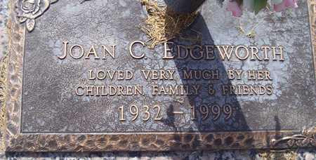 EDGEWORTH, JOAN C. - Maricopa County, Arizona | JOAN C. EDGEWORTH - Arizona Gravestone Photos