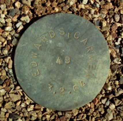 EDWARDS, CARMEN VERLON - Maricopa County, Arizona | CARMEN VERLON EDWARDS - Arizona Gravestone Photos