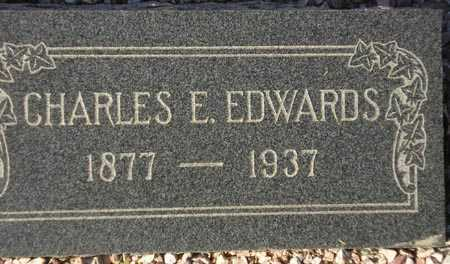 EDWARDS, CHARLES E. - Maricopa County, Arizona   CHARLES E. EDWARDS - Arizona Gravestone Photos