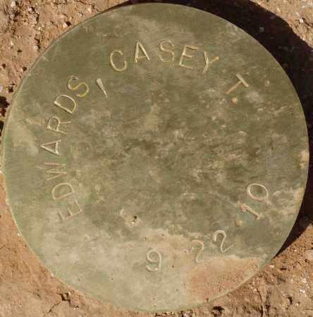 EDWARDS, CASEY THOMAS - Maricopa County, Arizona   CASEY THOMAS EDWARDS - Arizona Gravestone Photos