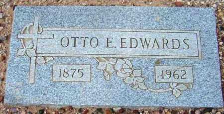 EDWARDS, OTTO E. - Maricopa County, Arizona   OTTO E. EDWARDS - Arizona Gravestone Photos