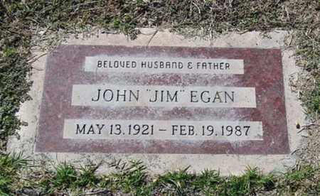 EGAN, JOHN (JIM) - Maricopa County, Arizona   JOHN (JIM) EGAN - Arizona Gravestone Photos
