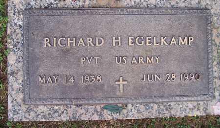 EGELKAMP, RICHARD H. - Maricopa County, Arizona | RICHARD H. EGELKAMP - Arizona Gravestone Photos