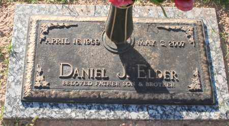ELDER, DANIEL J - Maricopa County, Arizona | DANIEL J ELDER - Arizona Gravestone Photos