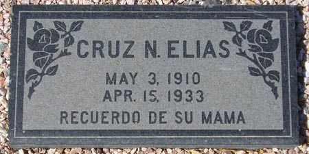 ELIAS, CRUZ - Maricopa County, Arizona | CRUZ ELIAS - Arizona Gravestone Photos