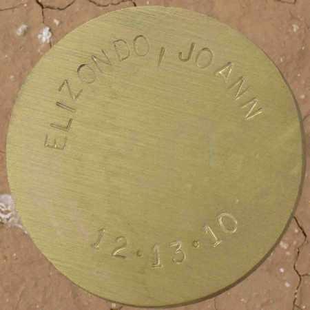 ELIZONDO, JOANN - Maricopa County, Arizona | JOANN ELIZONDO - Arizona Gravestone Photos