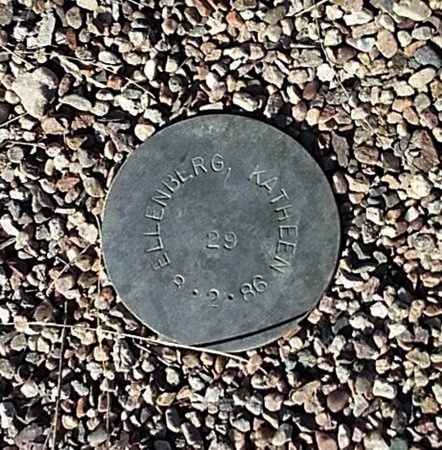 ELLENBERG, KATHLEEN - Maricopa County, Arizona | KATHLEEN ELLENBERG - Arizona Gravestone Photos