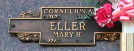 ELLER, MARY H - Maricopa County, Arizona | MARY H ELLER - Arizona Gravestone Photos