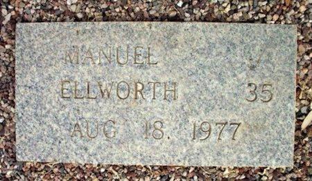 ELLWORTH, MANUEL - Maricopa County, Arizona   MANUEL ELLWORTH - Arizona Gravestone Photos