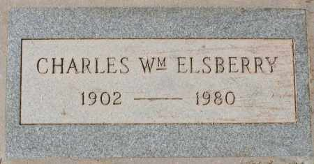 ELSBERRY, CHARLES WILLIAM - Maricopa County, Arizona | CHARLES WILLIAM ELSBERRY - Arizona Gravestone Photos