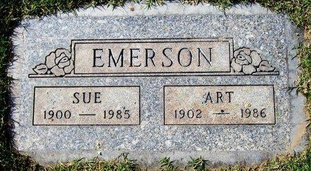 EMERSON, SUE - Maricopa County, Arizona | SUE EMERSON - Arizona Gravestone Photos